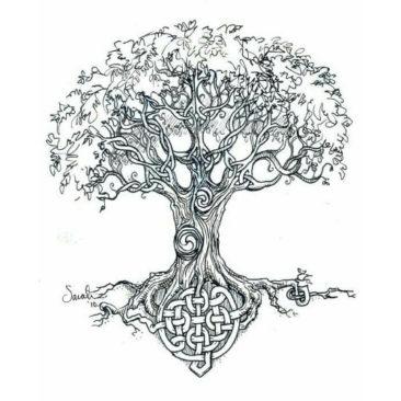 Znaczenie tatuażu Celtyckiego