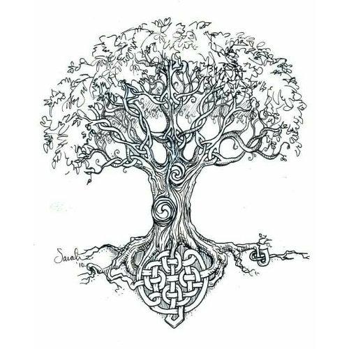 Znaczenie Tatuażu Celtyckiego Pomysł Na Tatuaż