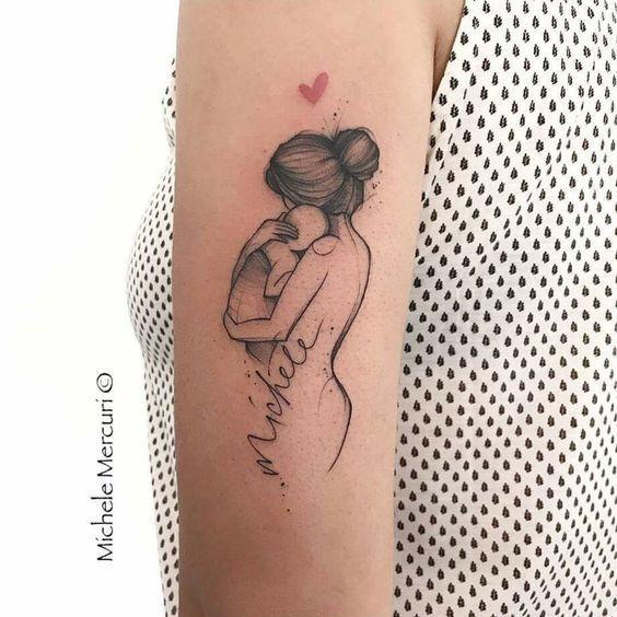 Tatuaże Dedykowane Dzieciom Pomysł Na Tatuaż